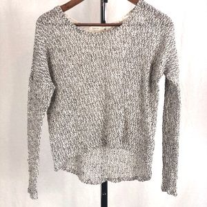 Dorothy light sweater - lace back
